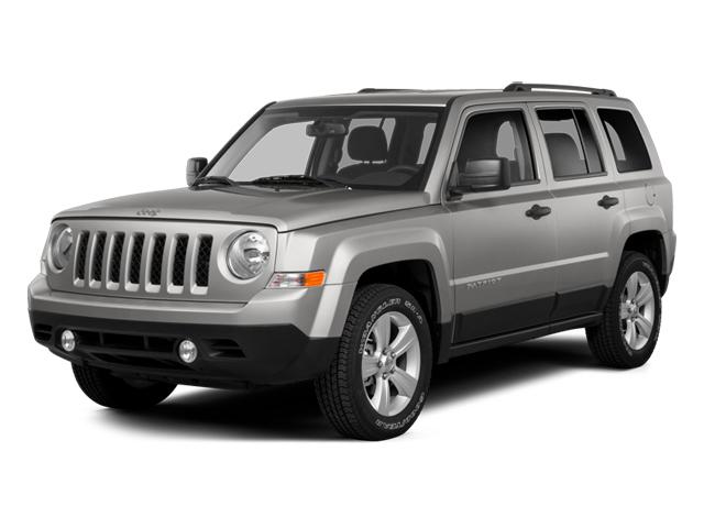 2014 Jeep Patriot Vehicle Photo in Edinburg, TX 78539