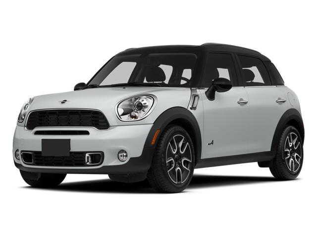2014 MINI Cooper S Countryman ALL4 Vehicle Photo in Spokane, WA 99207
