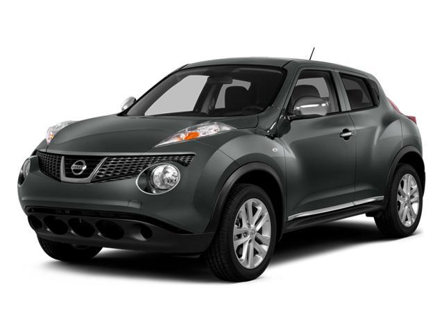2014 Nissan JUKE Vehicle Photo in TALLAHASSEE, FL 32308