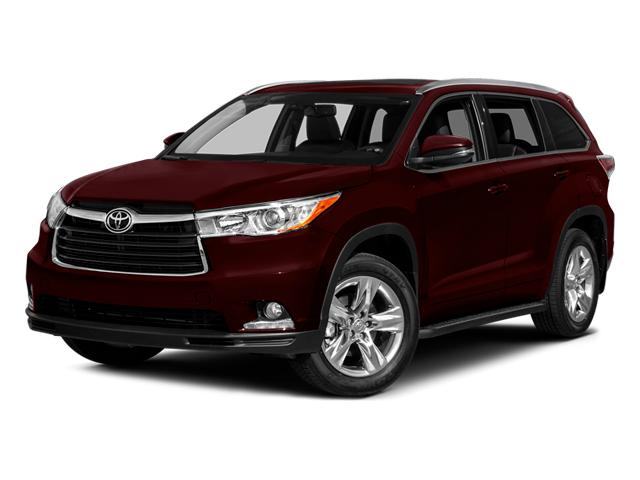 2014 Toyota Highlander Vehicle Photo in Akron, OH 44312