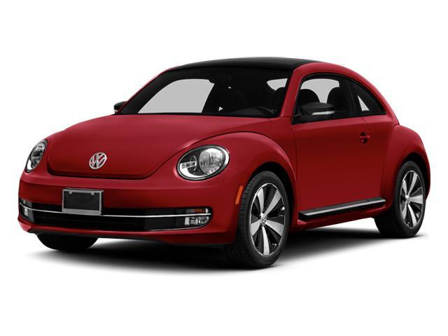 2014 Volkswagen Beetle Coupe Vehicle Photo in San Angelo, TX 76901