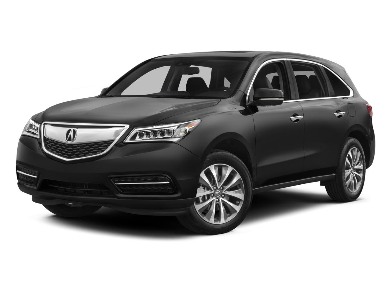 2015 Acura MDX Vehicle Photo in Cary, NC 27511