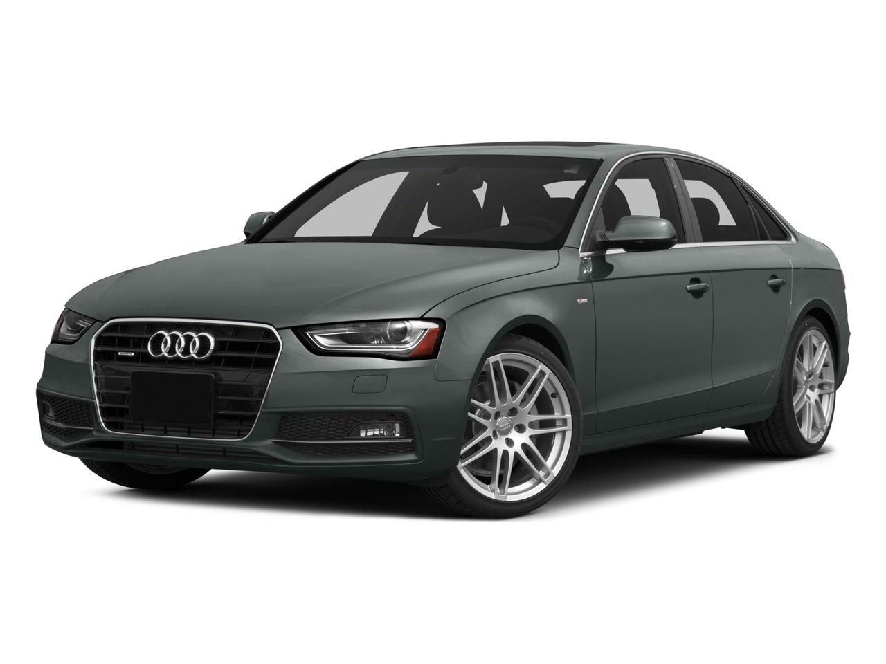2015 Audi A4 Vehicle Photo in Watertown, CT 06795