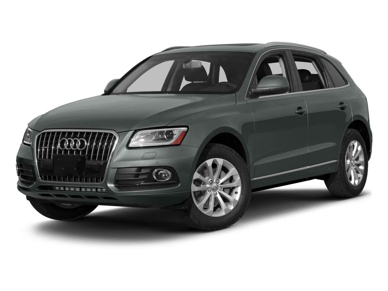 2015 Audi Q5 Vehicle Photo in Houston, TX 77054