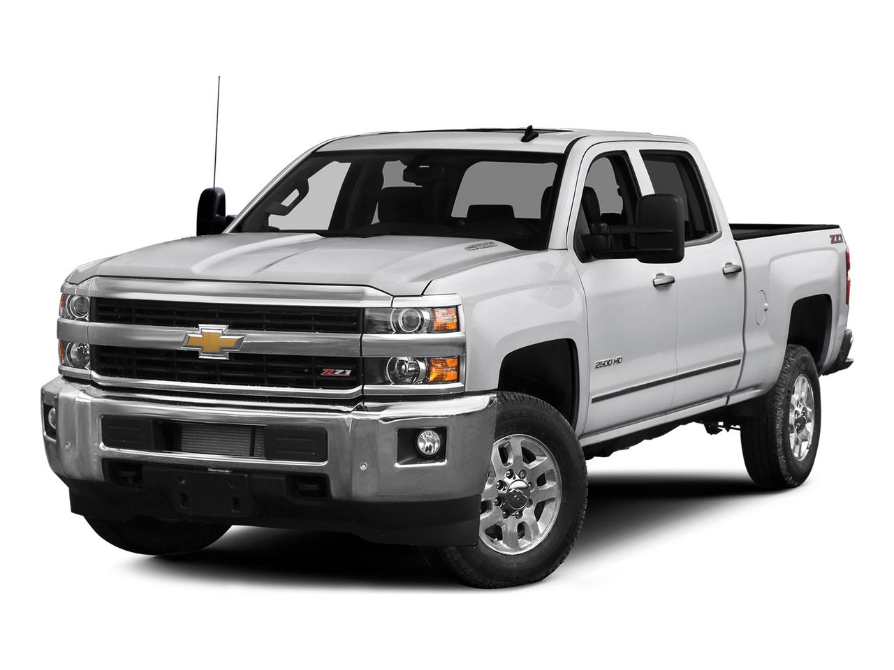 2015 Chevrolet Silverado 2500HD Built After Aug 14 Vehicle Photo in Mansfield, OH 44906