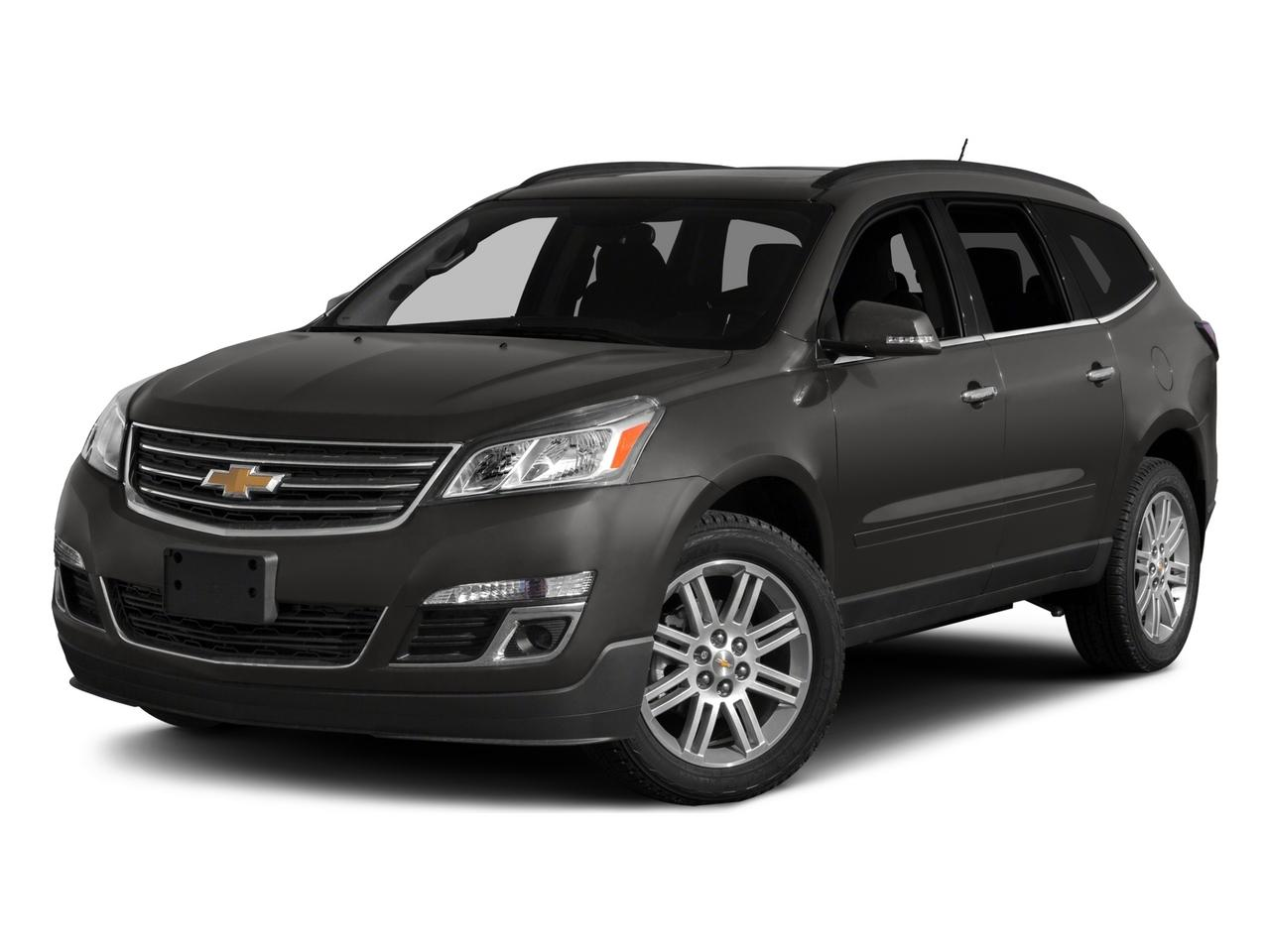 2015 Chevrolet Traverse Vehicle Photo in Elyria, OH 44035