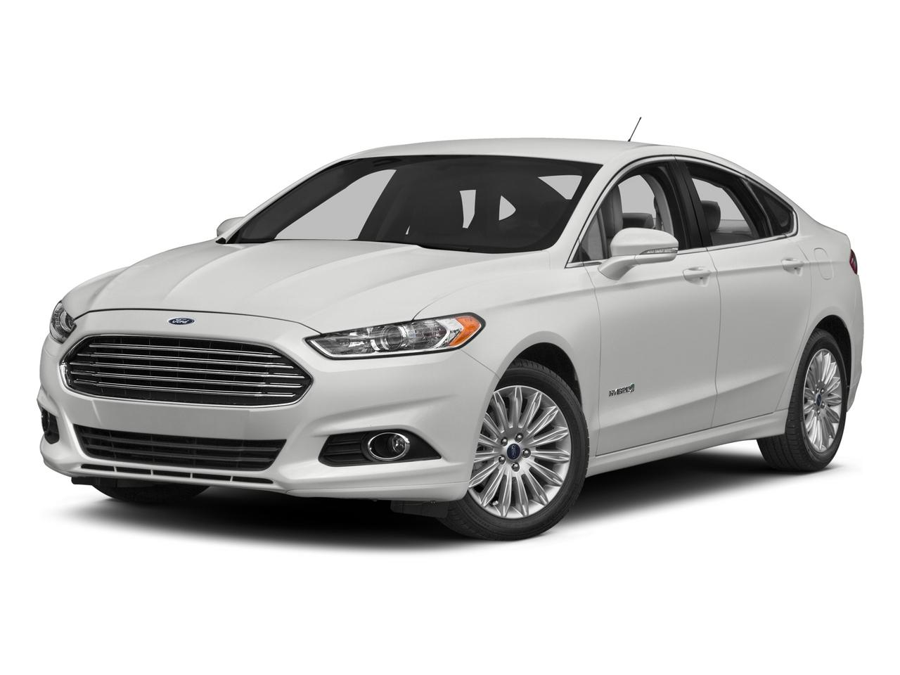 2015 Ford Fusion Vehicle Photo in Plainfield, IL 60586