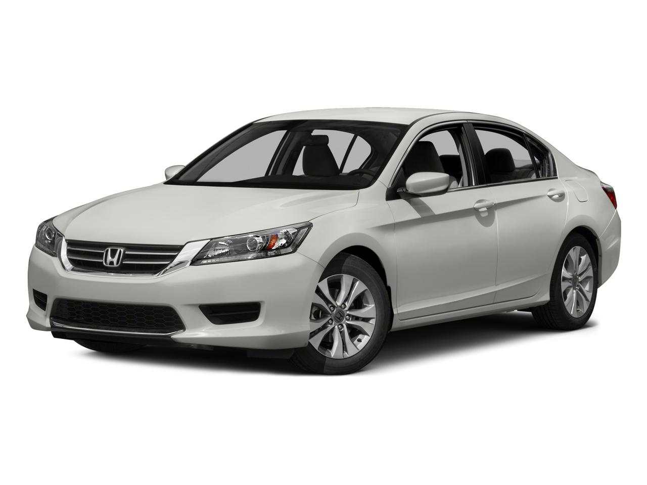 2015 Honda Accord Sedan Vehicle Photo in Manassas, VA 20109