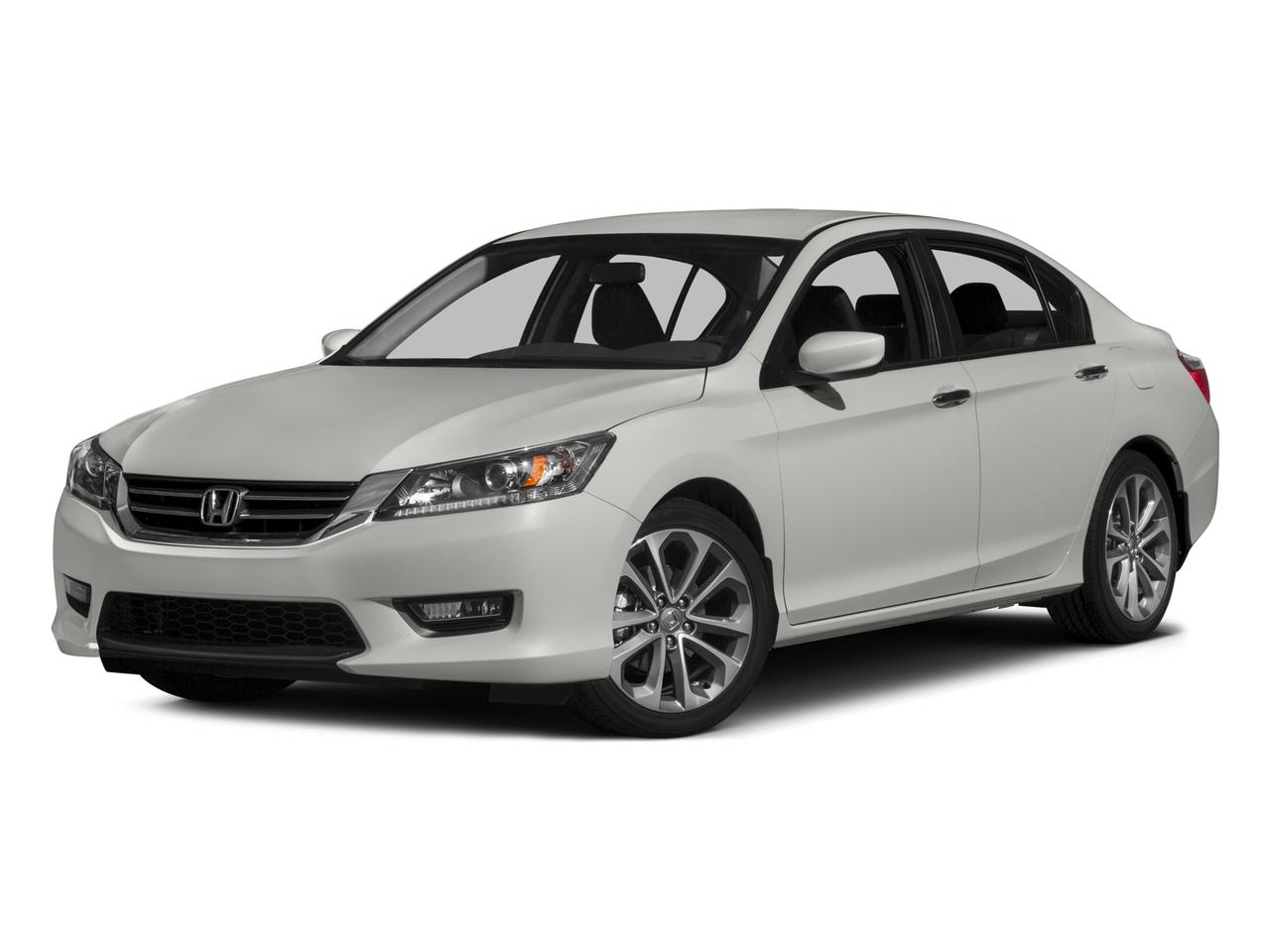 2015 Honda Accord Sedan Vehicle Photo in Newtown, PA 18940