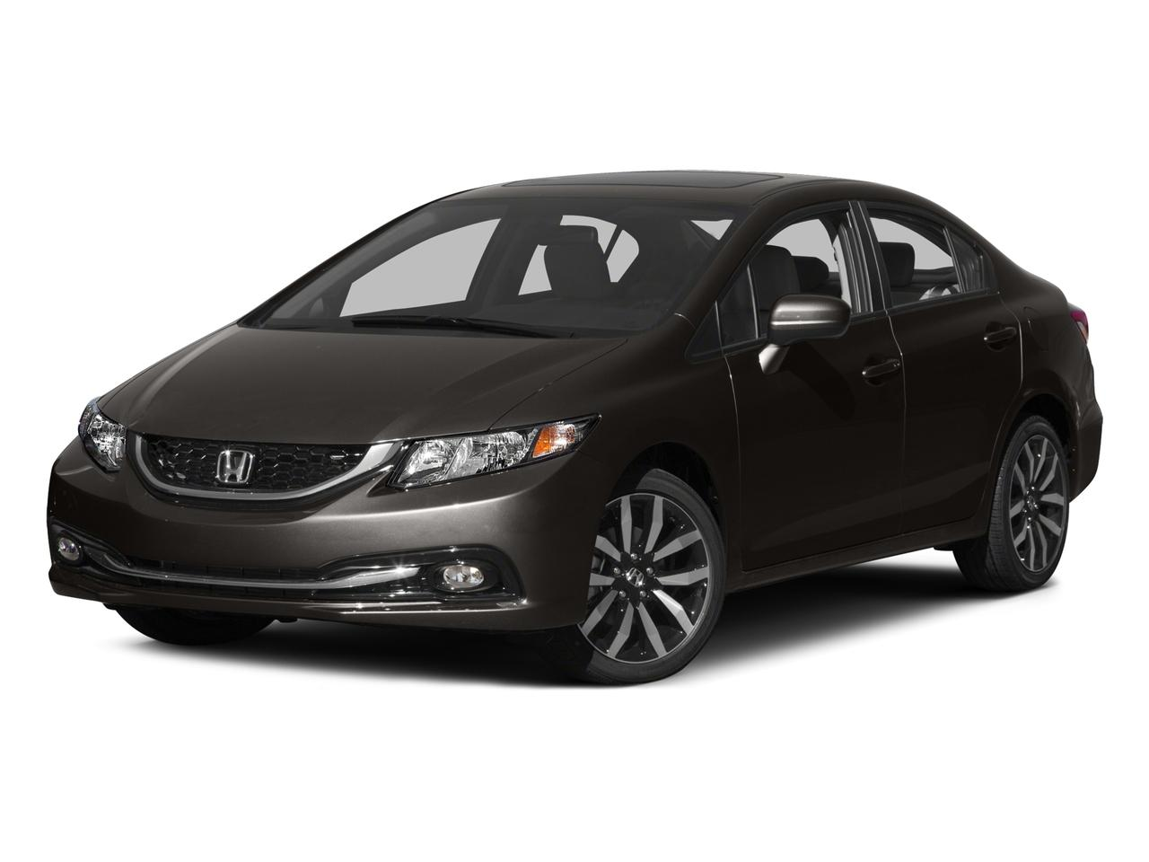 2015 Honda Civic Sedan Vehicle Photo in Plainfield, IL 60586