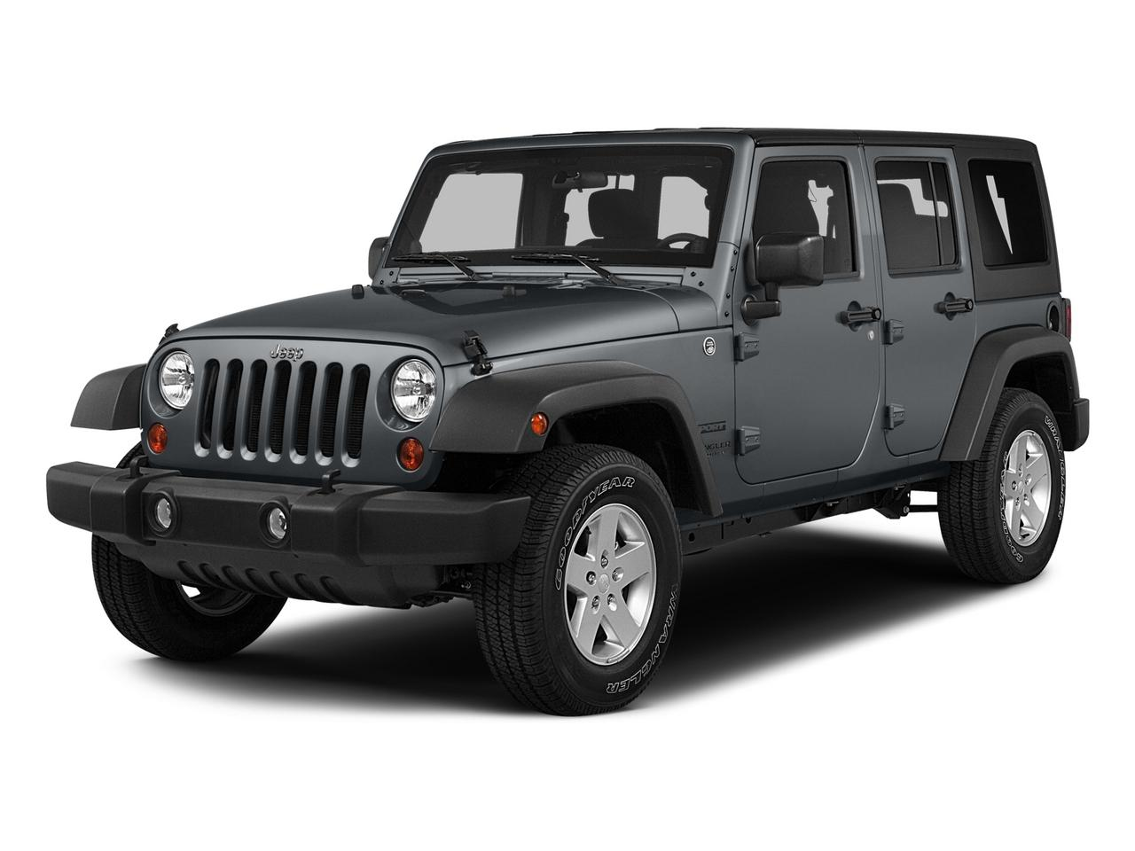 2015 Jeep Wrangler Unlimited Vehicle Photo in Killeen, TX 76541