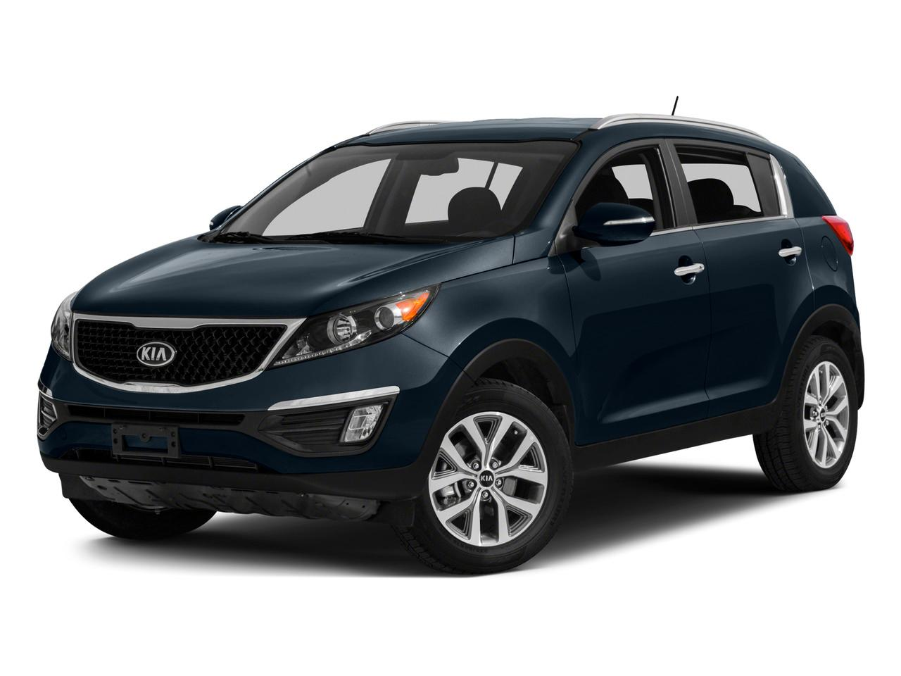 2015 Kia Sportage Vehicle Photo in Spokane, WA 99207