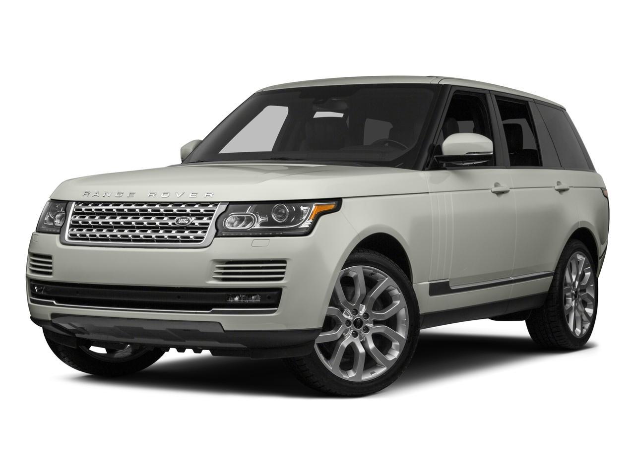 2015 Land Rover Range Rover Vehicle Photo in Austin, TX 78759