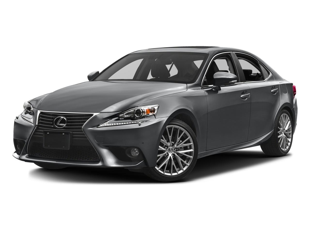 2015 Lexus IS 250 Vehicle Photo in Temple, TX 76502