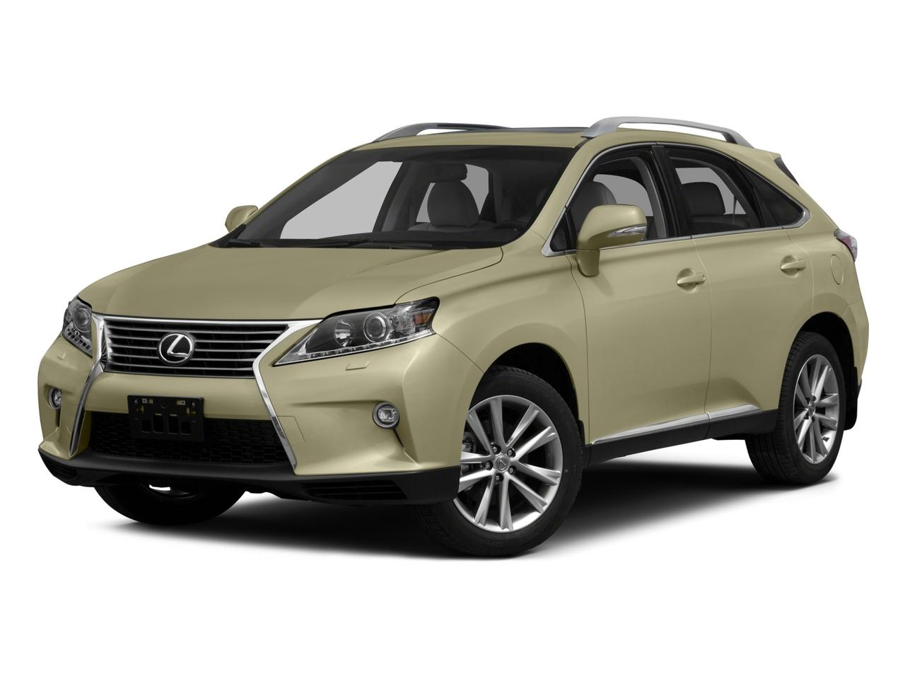 2015 Lexus RX 350 Vehicle Photo in San Antonio, TX 78230