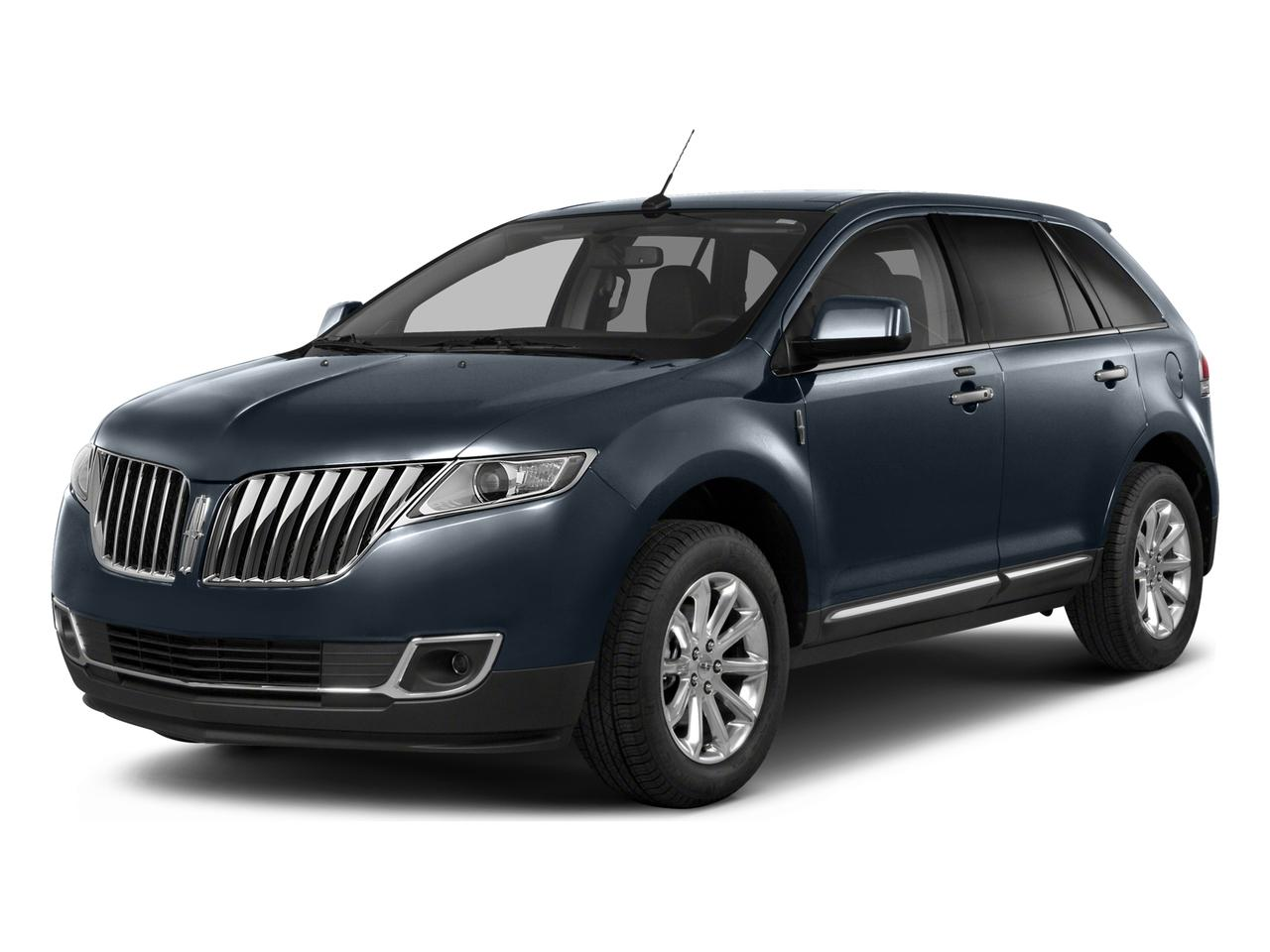 2015 LINCOLN MKX Vehicle Photo in Appleton, WI 54913