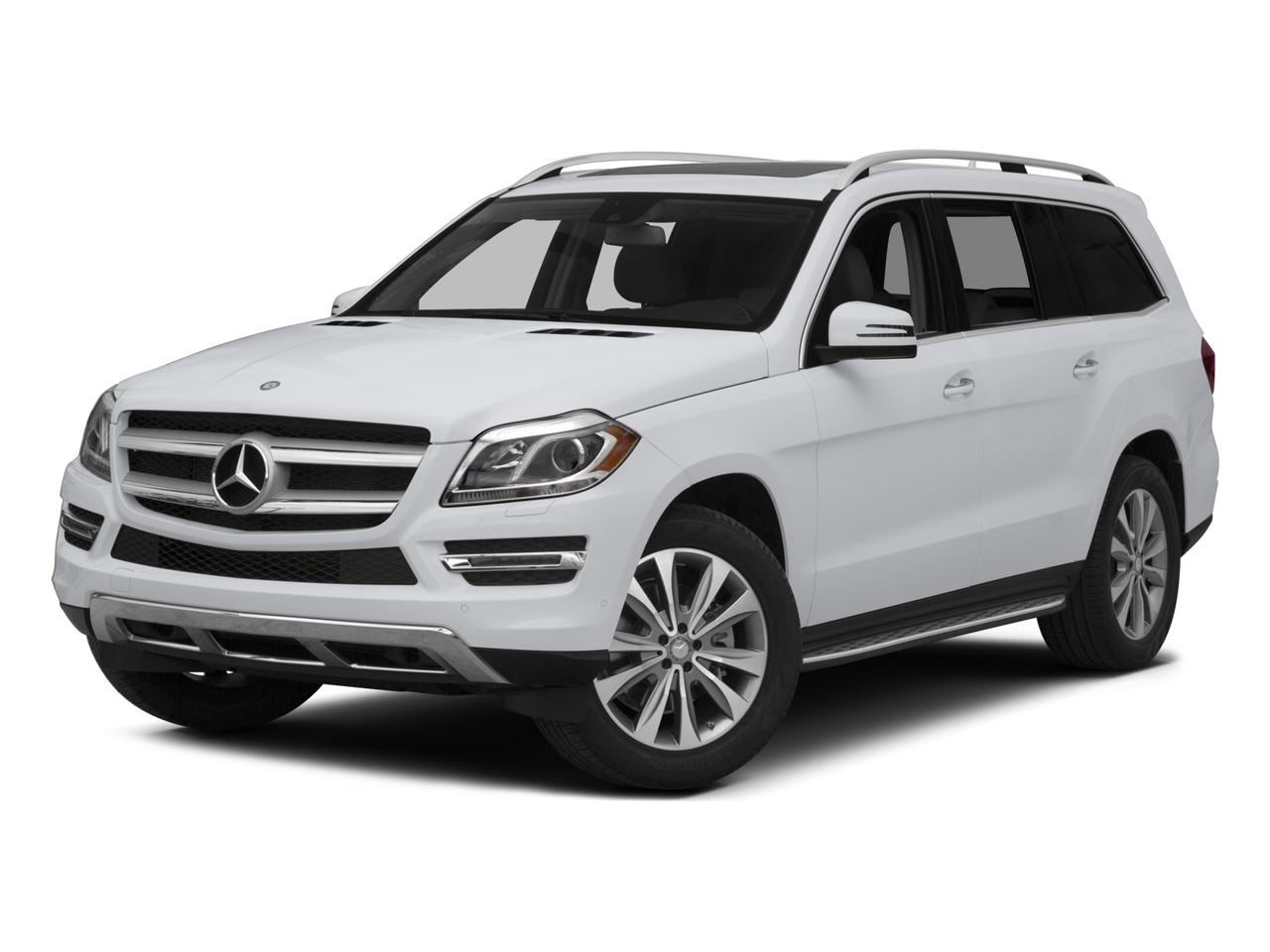 2015 Mercedes-Benz GL-Class Vehicle Photo in Portland, OR 97225