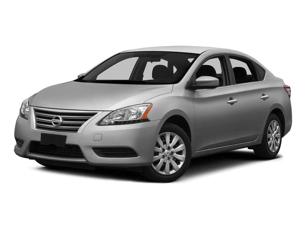 2015 Nissan Sentra Vehicle Photo in Baltimore, MD 21207