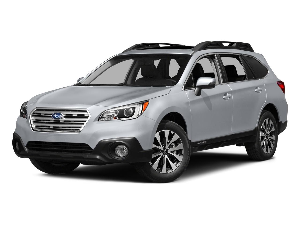 2015 Subaru Outback Vehicle Photo in Hyde Park, VT 05655