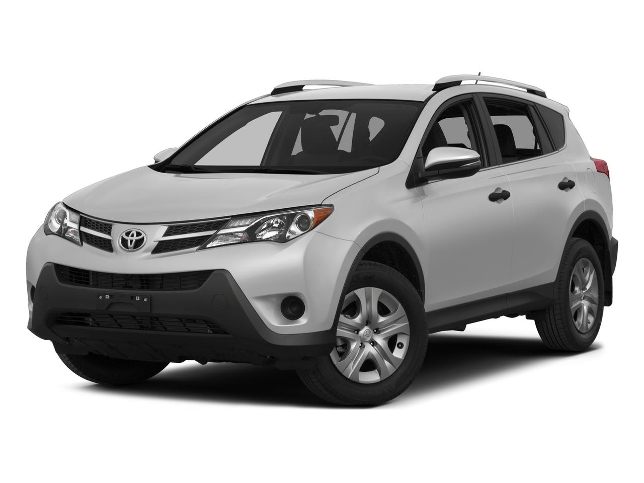 2015 Toyota RAV4 Vehicle Photo in Ocala, FL 34474
