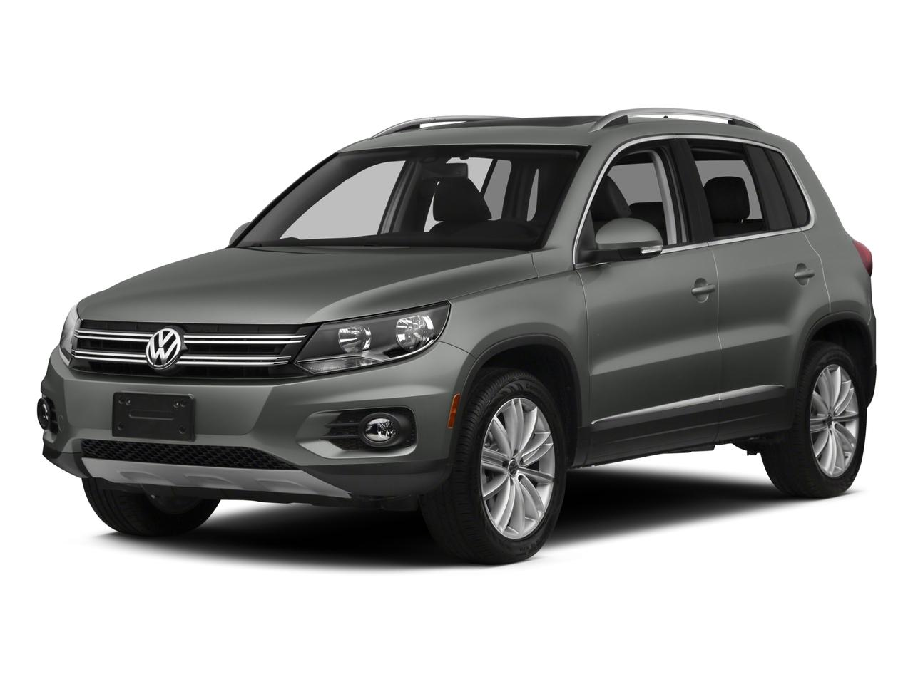 2015 Volkswagen Tiguan Vehicle Photo in Bowie, MD 20716