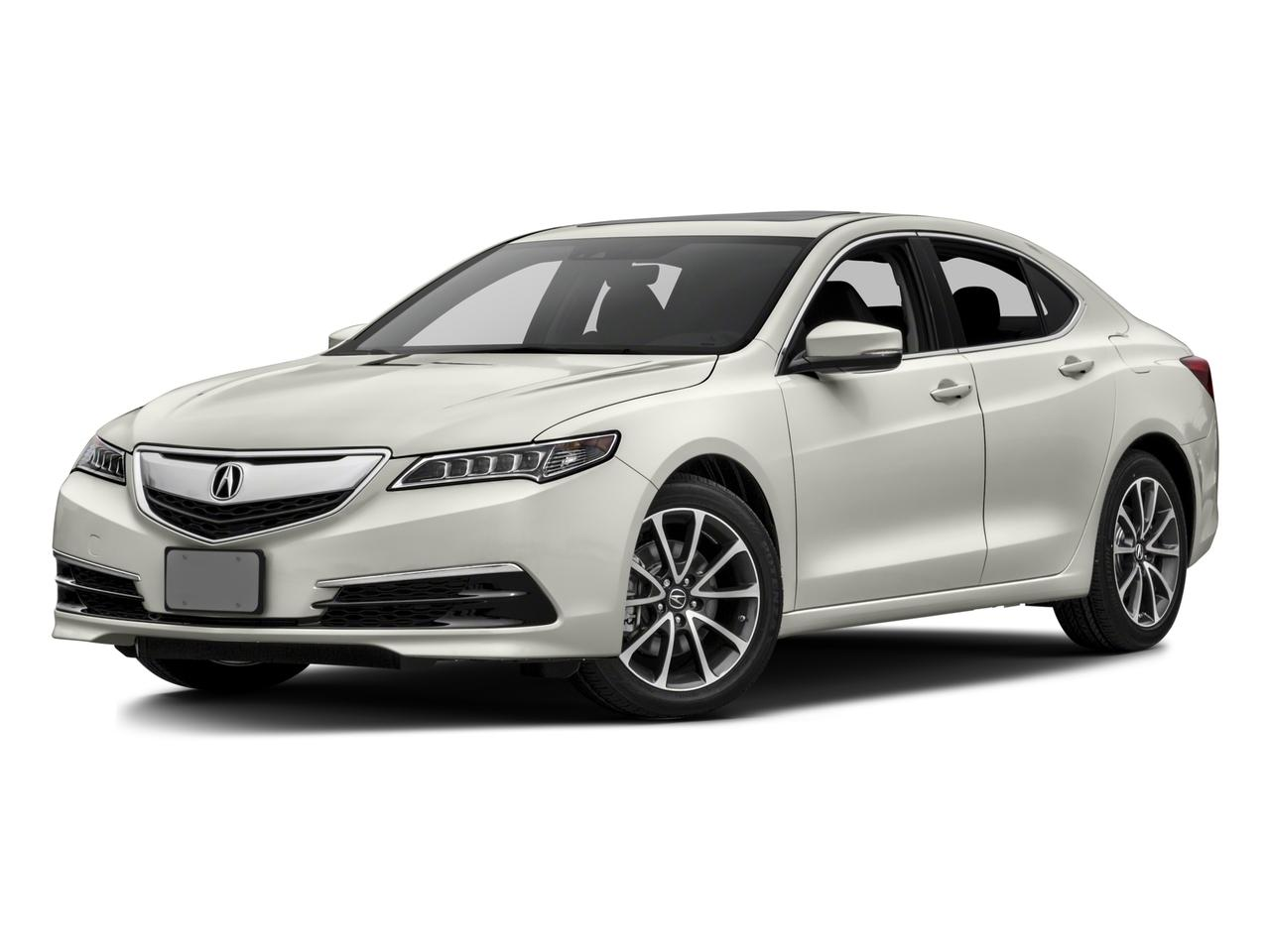 2016 Acura TLX Vehicle Photo in Plainfield, IL 60586