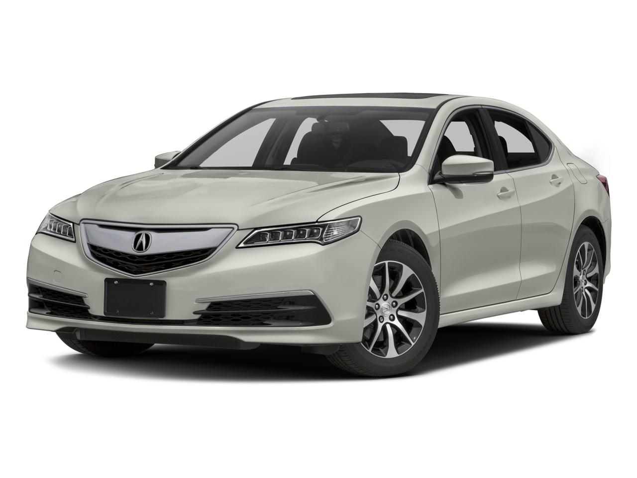 2016 Acura TLX Vehicle Photo in San Antonio, TX 78238