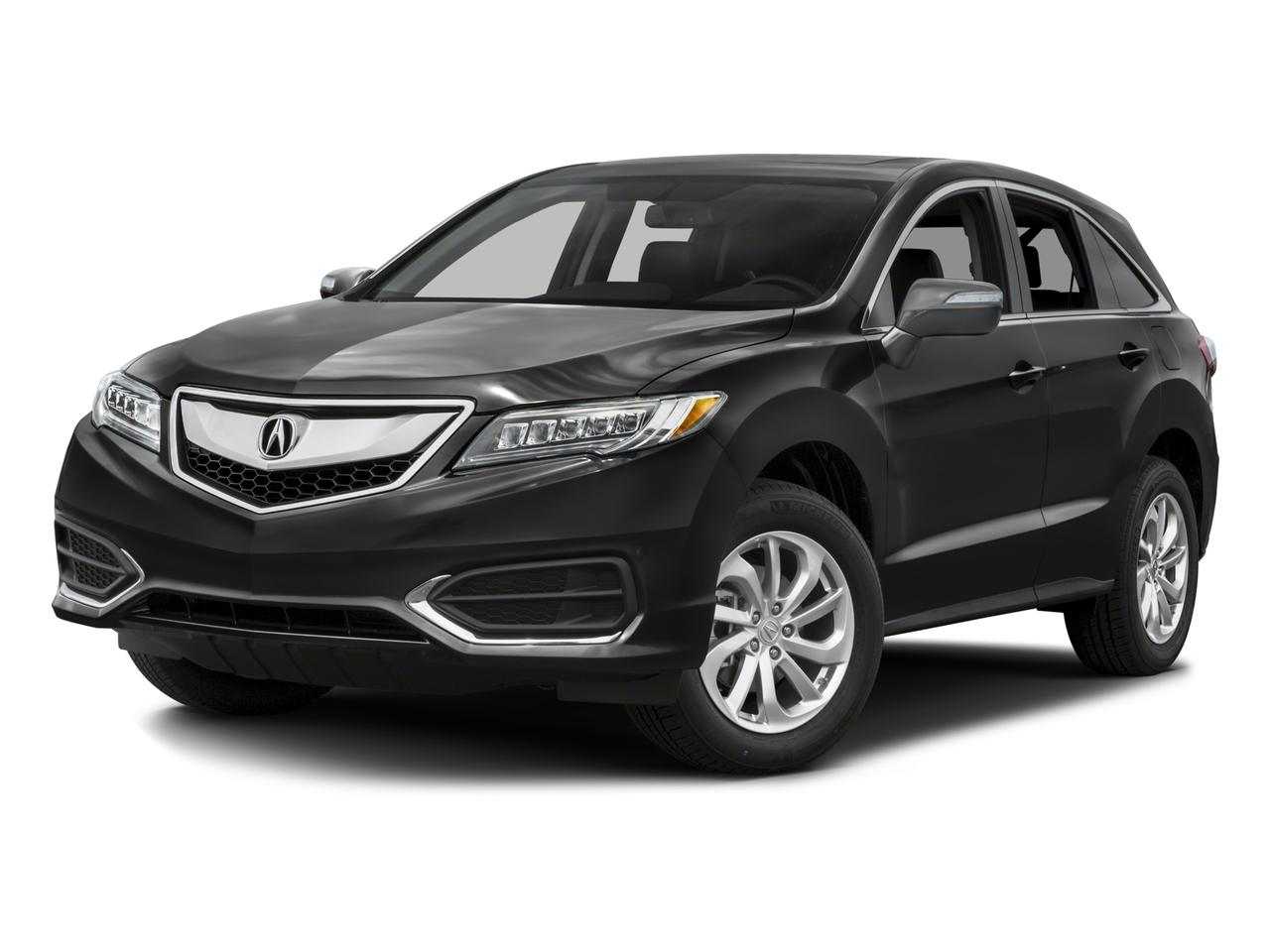 2016 Acura RDX Vehicle Photo in Southborough, MA 01772