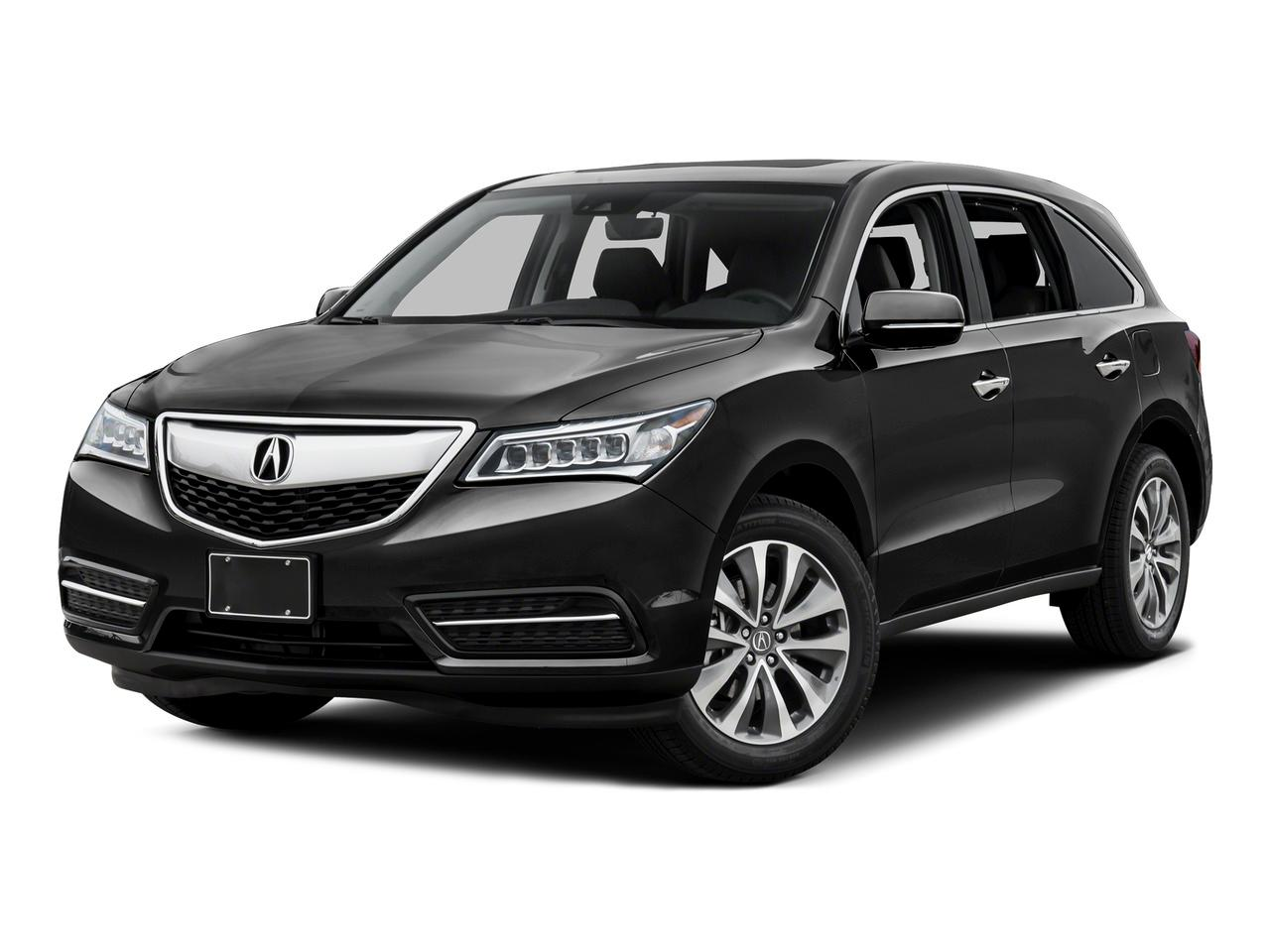 2016 Acura MDX Vehicle Photo in Nashville, TN 37203