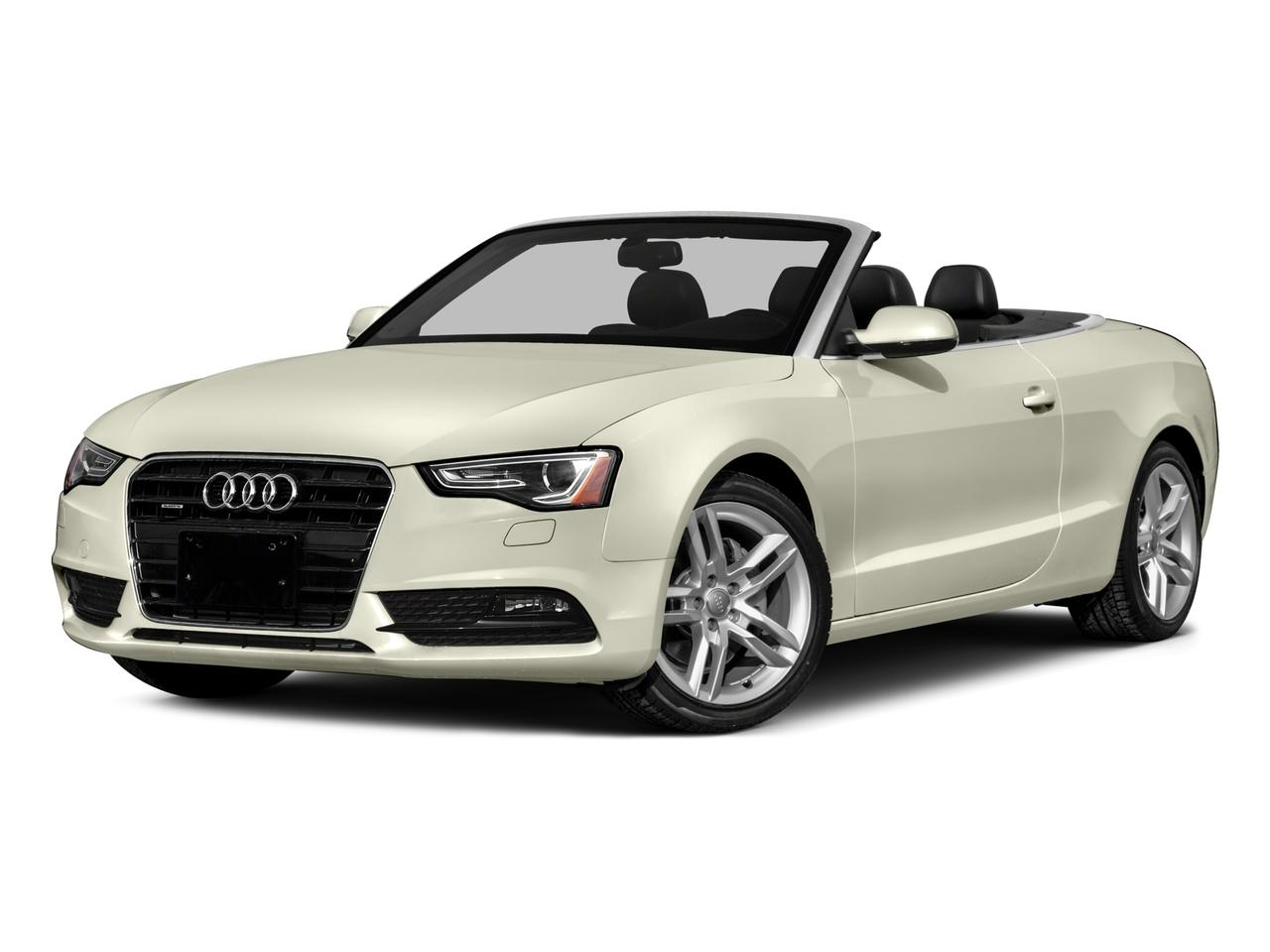 2016 Audi A5 Vehicle Photo in Akron, OH 44303