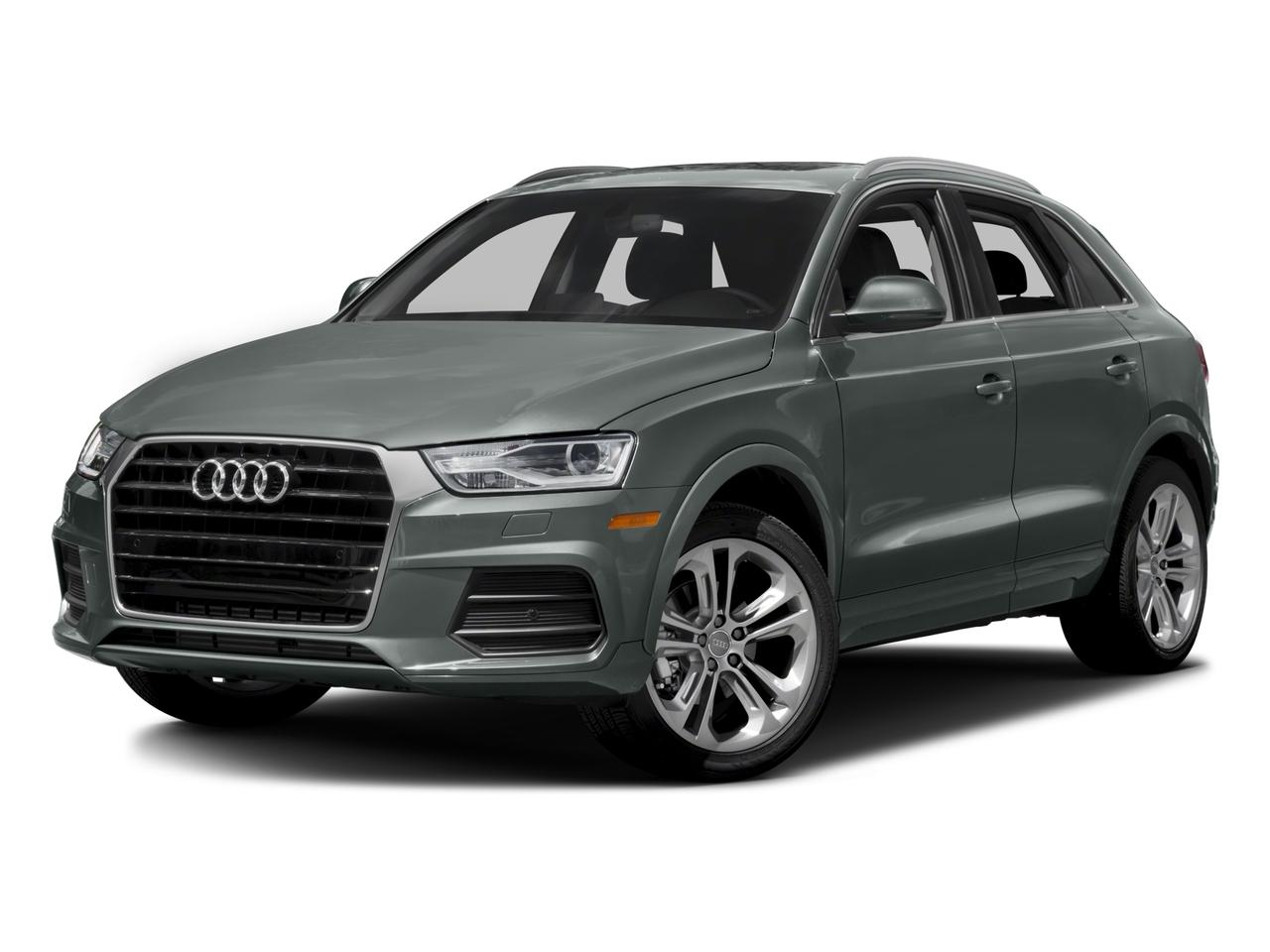 2016 Audi Q3 Vehicle Photo in Rockville, MD 20852