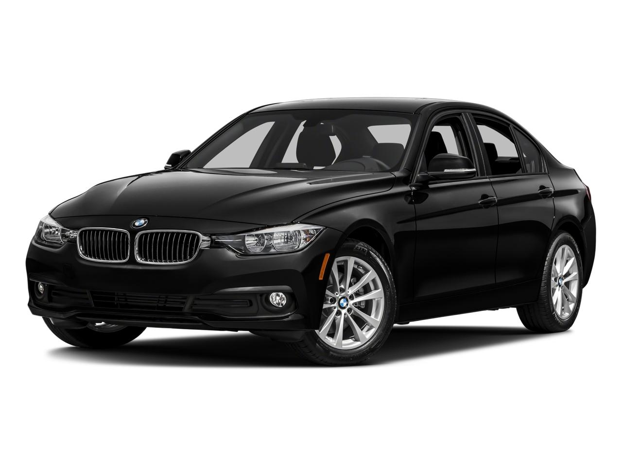 2016 BMW 320i Vehicle Photo in Arlington, TX 76011