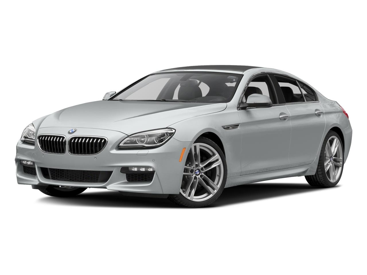2016 BMW 640i Vehicle Photo in Houston, TX 77054