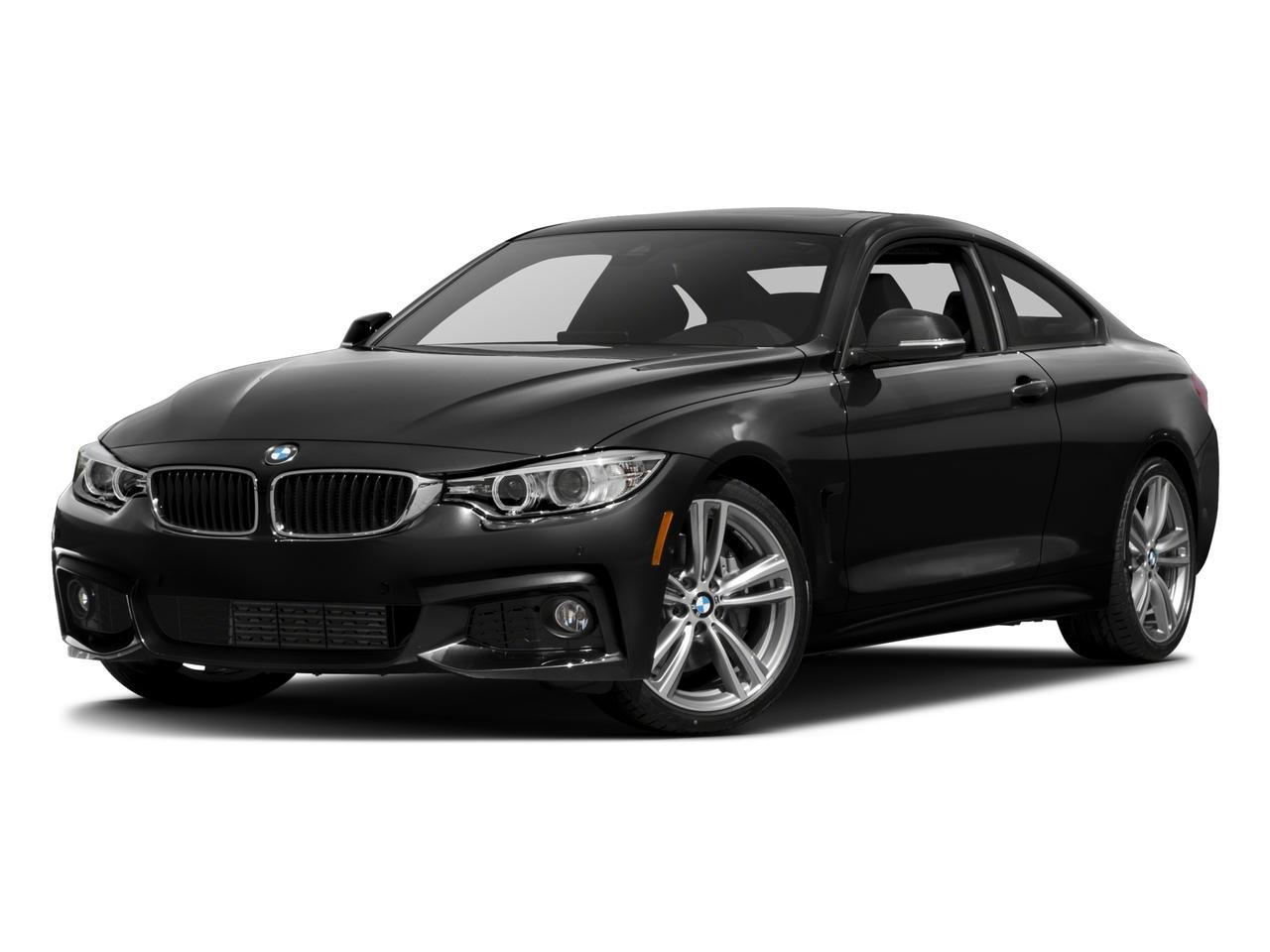 2016 BMW 435i xDrive Vehicle Photo in Puyallup, WA 98371