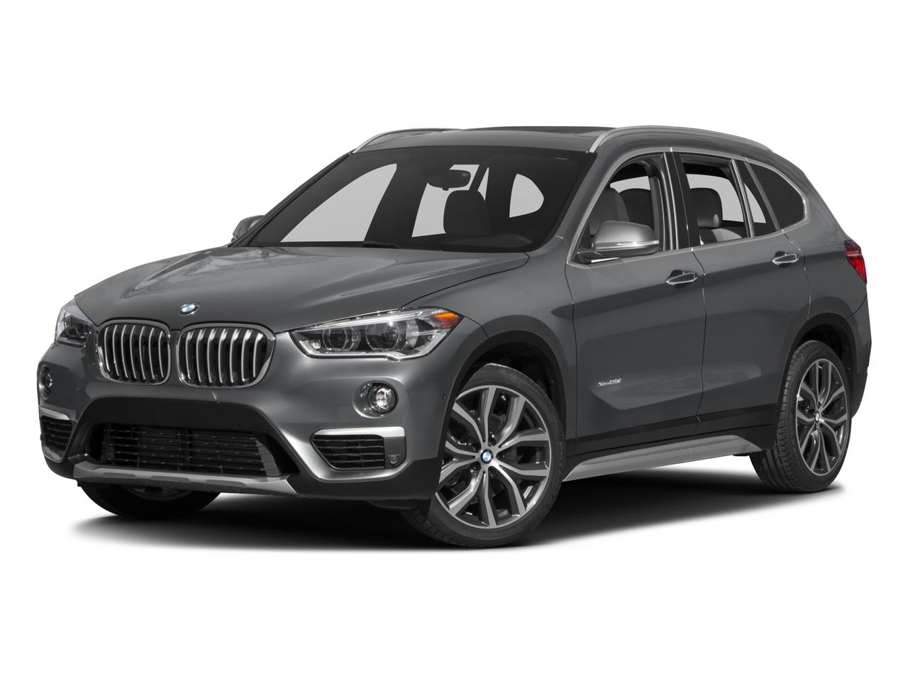 2016 BMW X1 xDrive28i Vehicle Photo in Edinburg, TX 78539