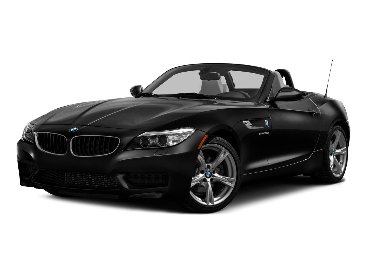 2016 BMW Z4 sDrive35is Vehicle Photo in Chapel Hill, NC 27514
