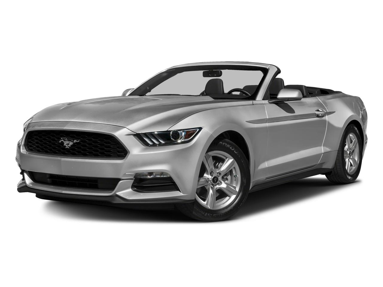 2016 Ford Mustang Vehicle Photo in Killeen, TX 76541