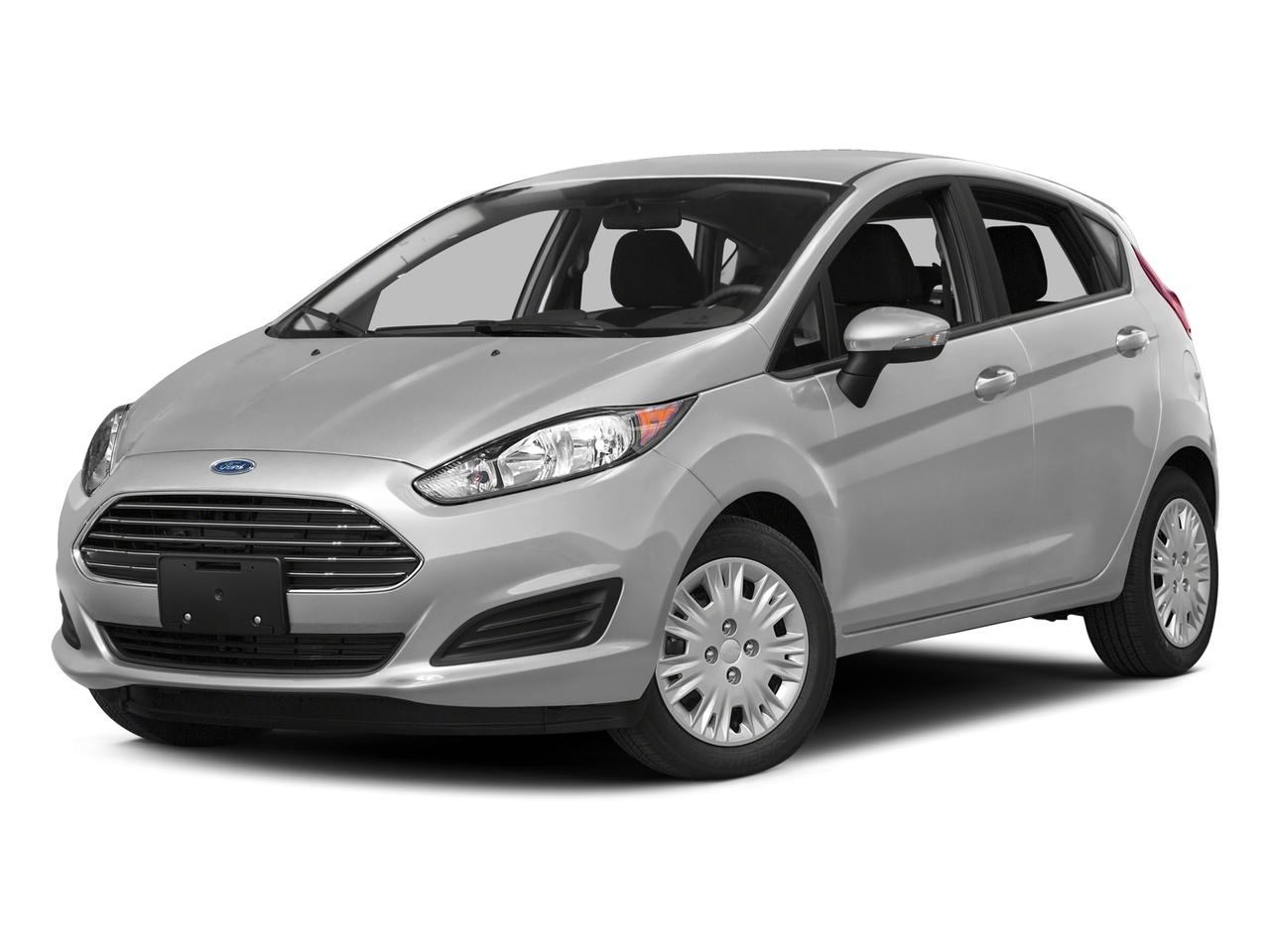 2016 Ford Fiesta Vehicle Photo in Plainfield, IL 60586