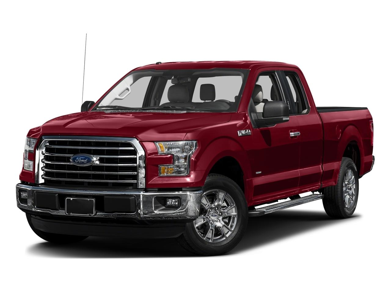 2016 Ford F-150 Vehicle Photo in Lawrence, KS 66046