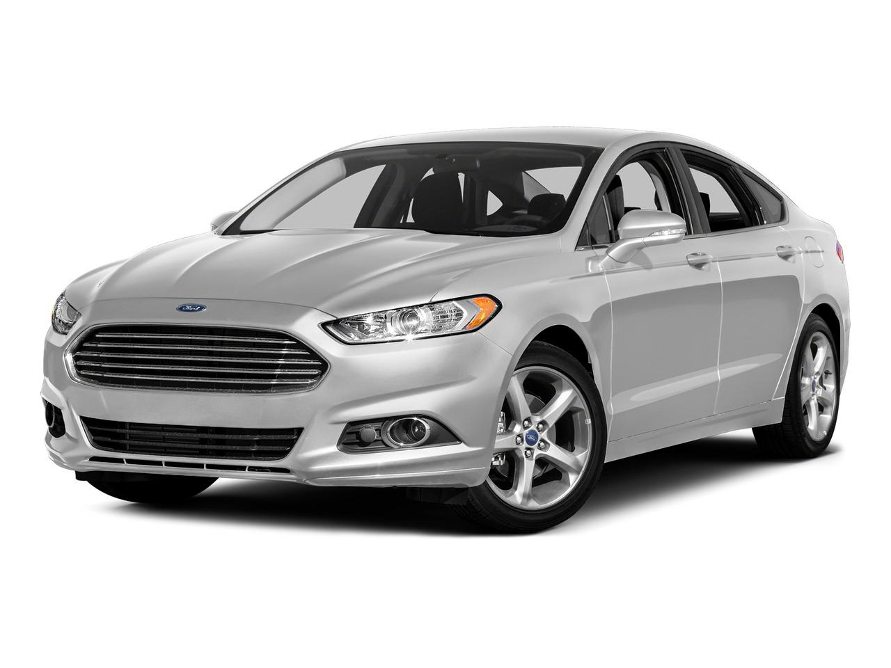 2016 Ford Fusion Vehicle Photo in Arlington, TX 76011