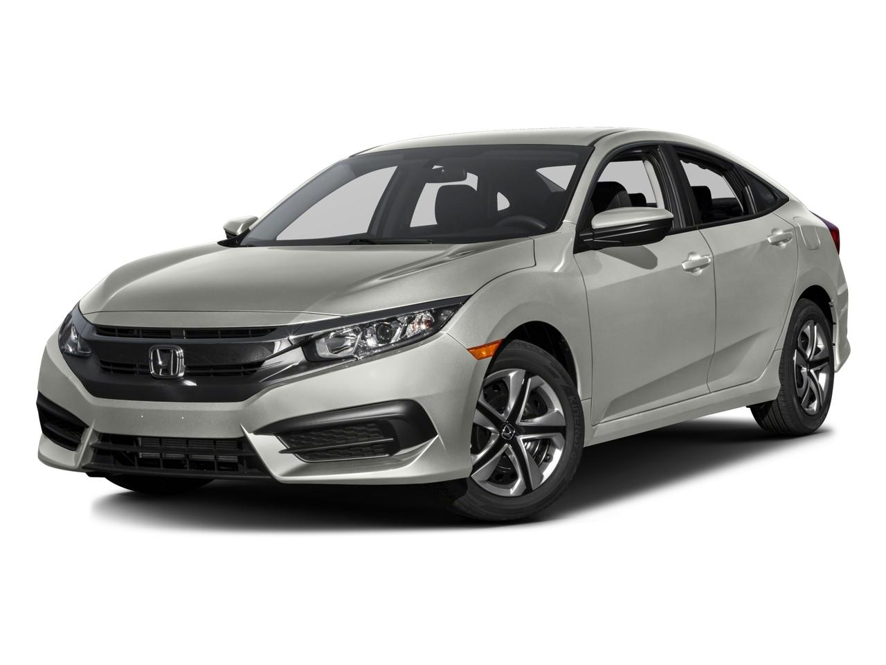 2016 Honda Civic Sedan Vehicle Photo in Rockville, MD 20852