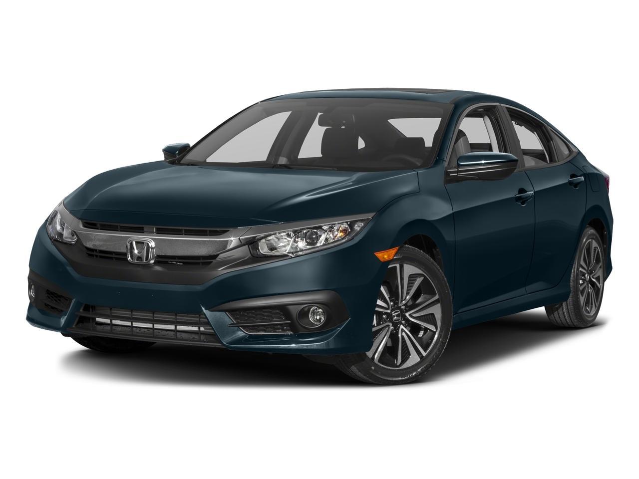 2016 Honda Civic Sedan Vehicle Photo in Temple, TX 76502