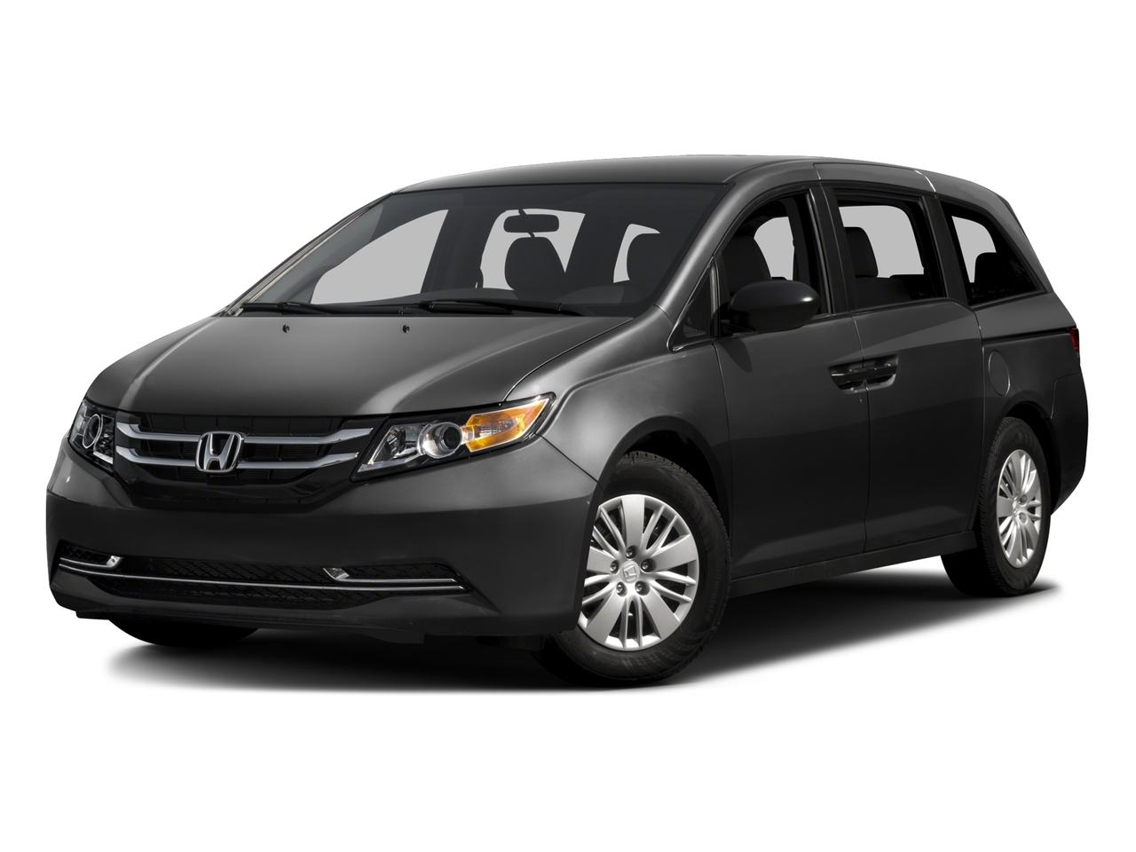 2016 Honda Odyssey Vehicle Photo in Warren, OH 44483