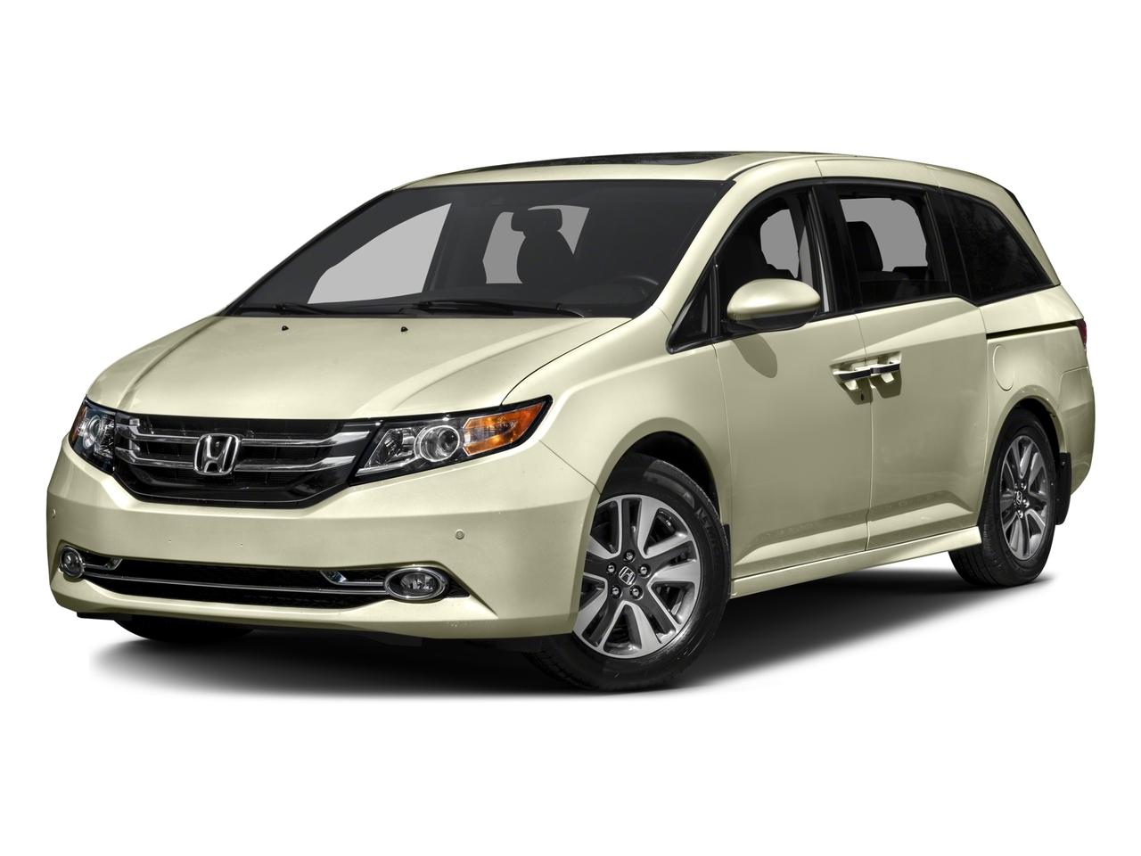 2016 Honda Odyssey Vehicle Photo in Colorado Springs, CO 80920