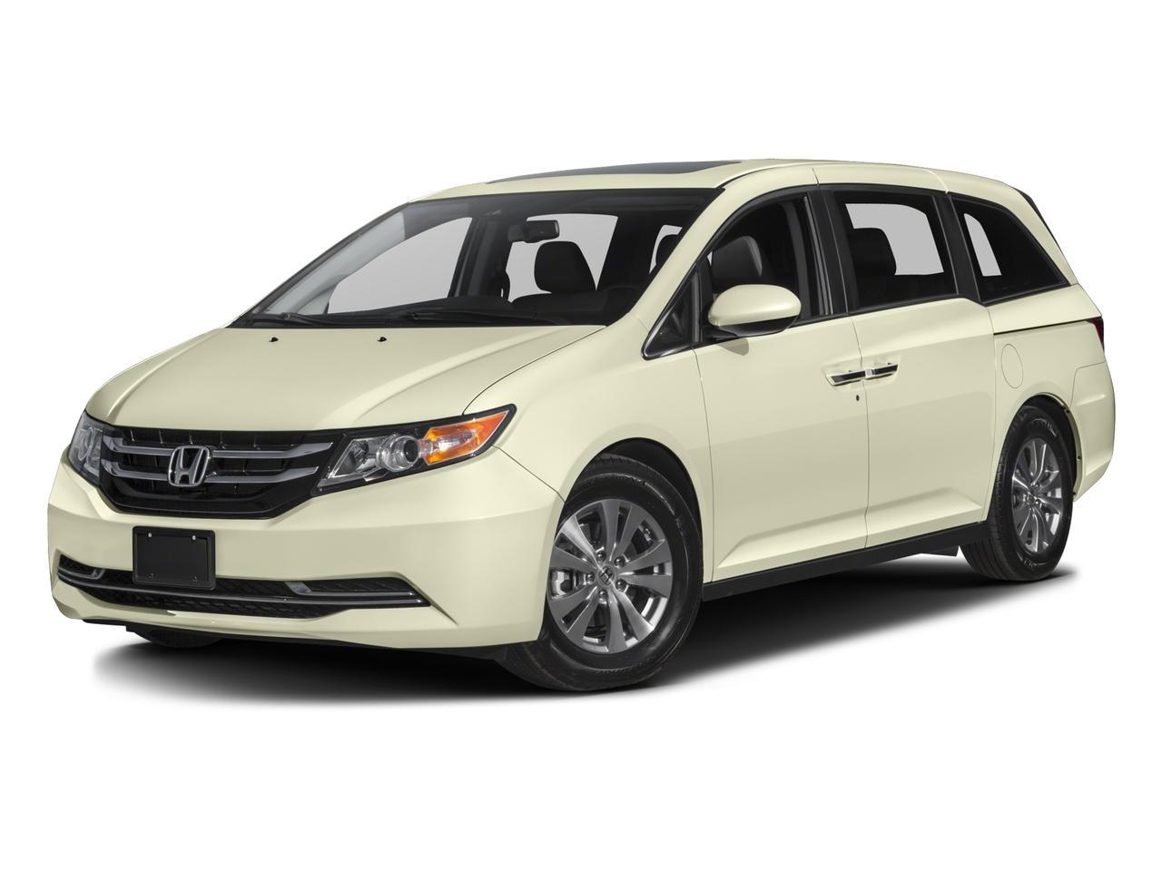 2016 Honda Odyssey Vehicle Photo in Peoria, IL 61615