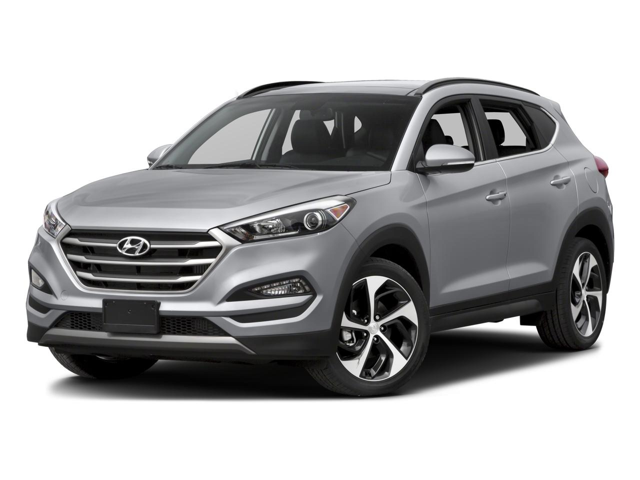 2016 Hyundai Tucson Vehicle Photo in Oklahoma City, OK 73162
