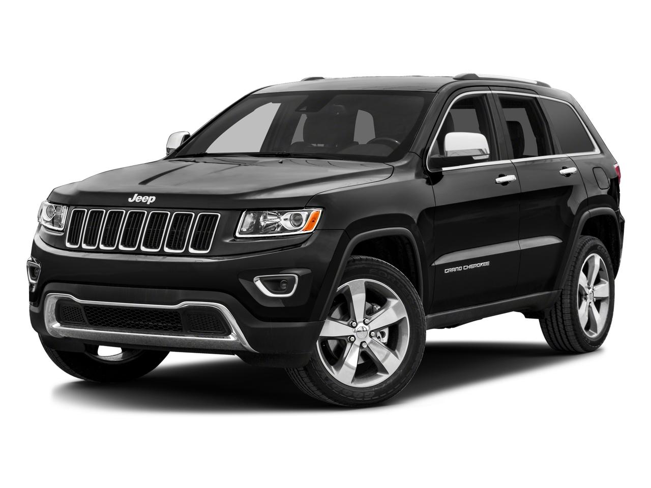 2016 Jeep Grand Cherokee Vehicle Photo in Oklahoma City, OK 73162