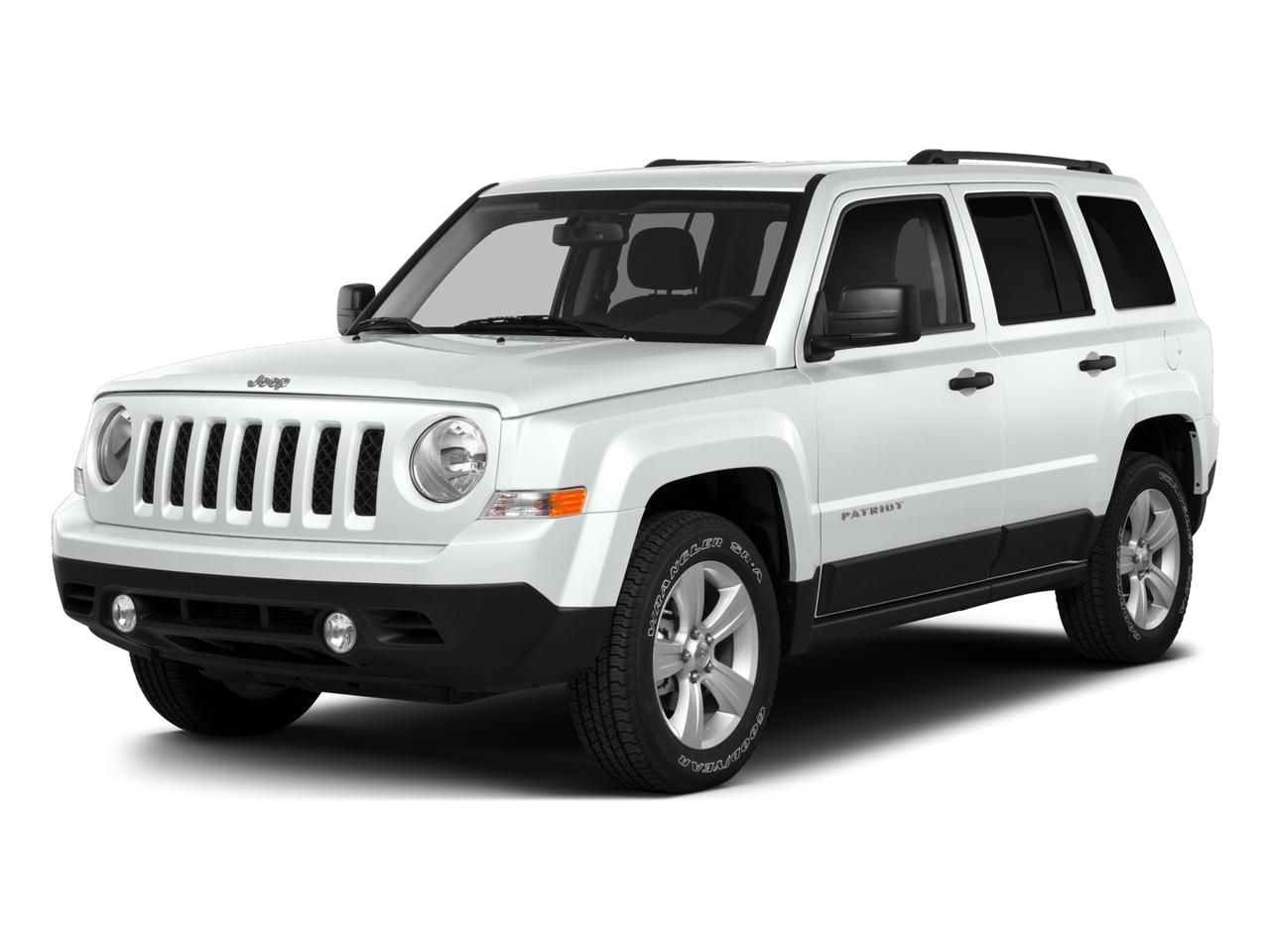2016 Jeep Patriot Vehicle Photo in Nashua, NH 03060