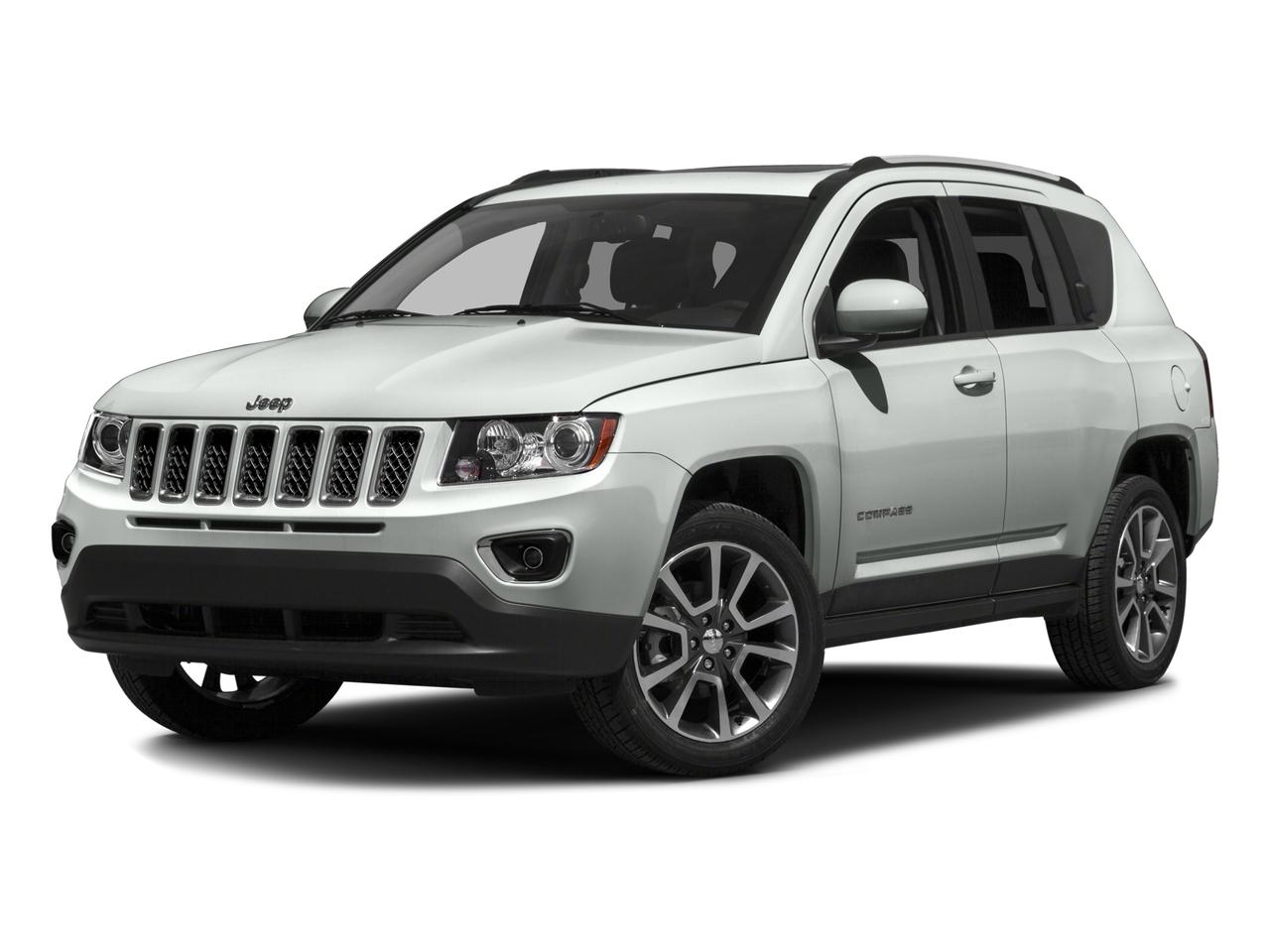2016 Jeep Compass Vehicle Photo in Killeen, TX 76541