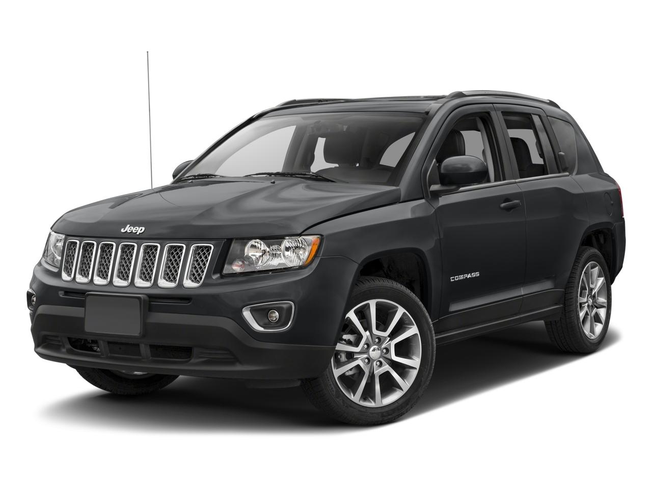 2016 Jeep Compass Vehicle Photo in Nashua, NH 03060